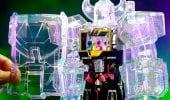 Power Rangers Super Cyborg - Megazord, il nuovo robottone da collezione della Super7