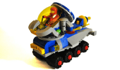 LEGO DUCK Tank: la papera Classic Space italiana come possibile regalo LEGO Ideas