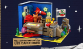 LEGO Ideas, annunciato il vincitore del contest Out Of This World Space Builds