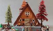 LEGO A-Frame, l'opera di Norton74 è ora su LEGO Ideas