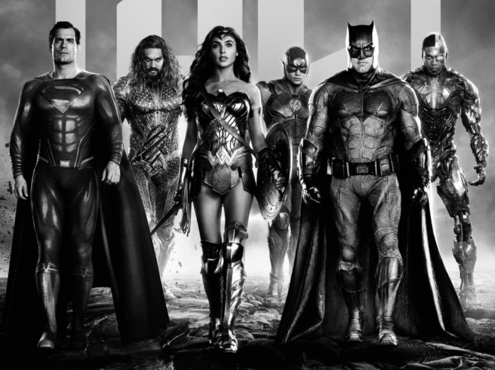 Justice League Snyder Cut: il nuovo poster del cinecomic