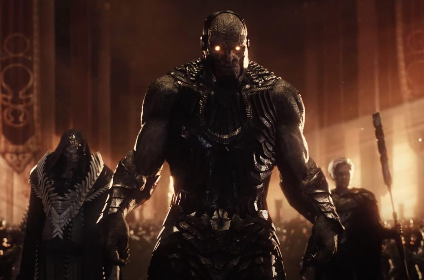 Justice League nuove immagini Darkseid