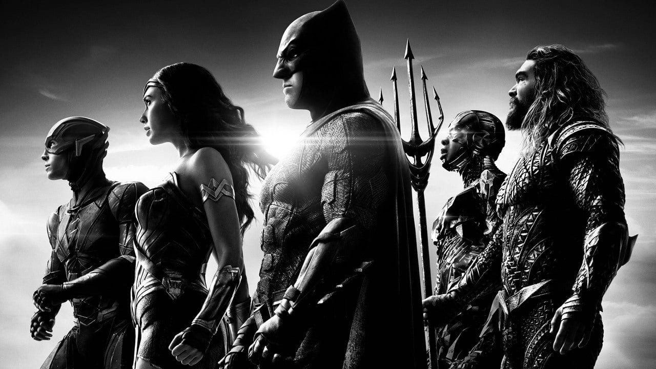 Justice League Snyder Cut HBO