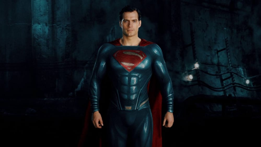 Justice League Snyder Cut Superman