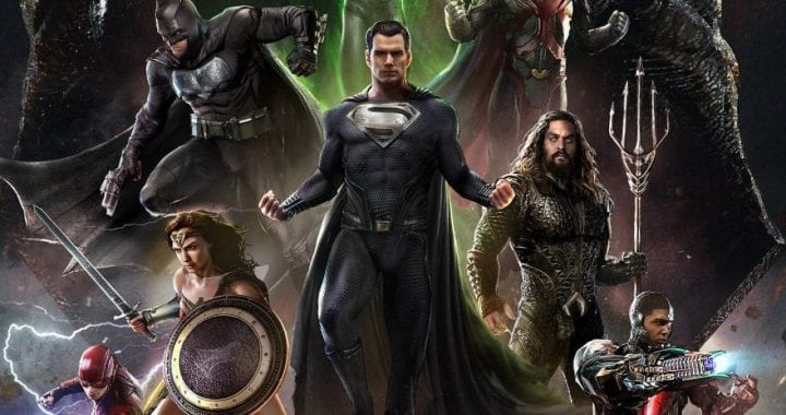 Justice League Snyder Cut: la tracklist completa del film per HBO
