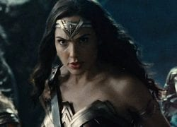 Justice League Snyder Cut Wonder Woman in una teaser clip