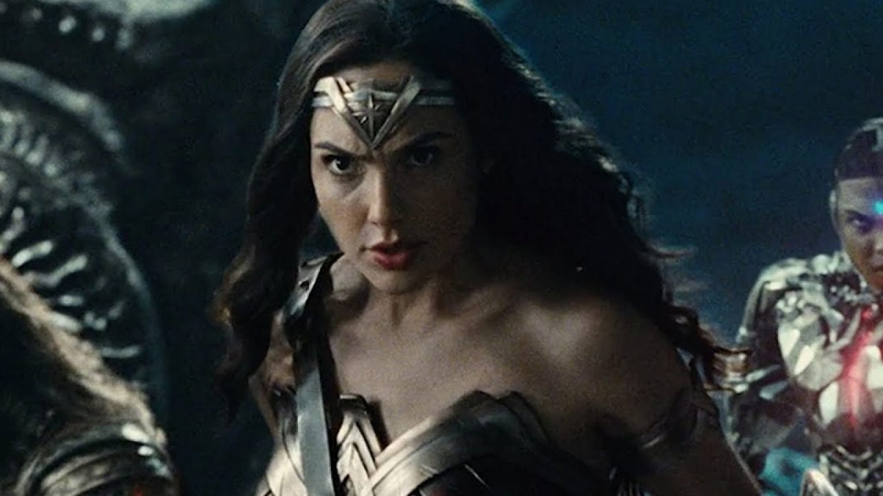 Justice League Snyder Cut Wonder Woman in una teaser clip