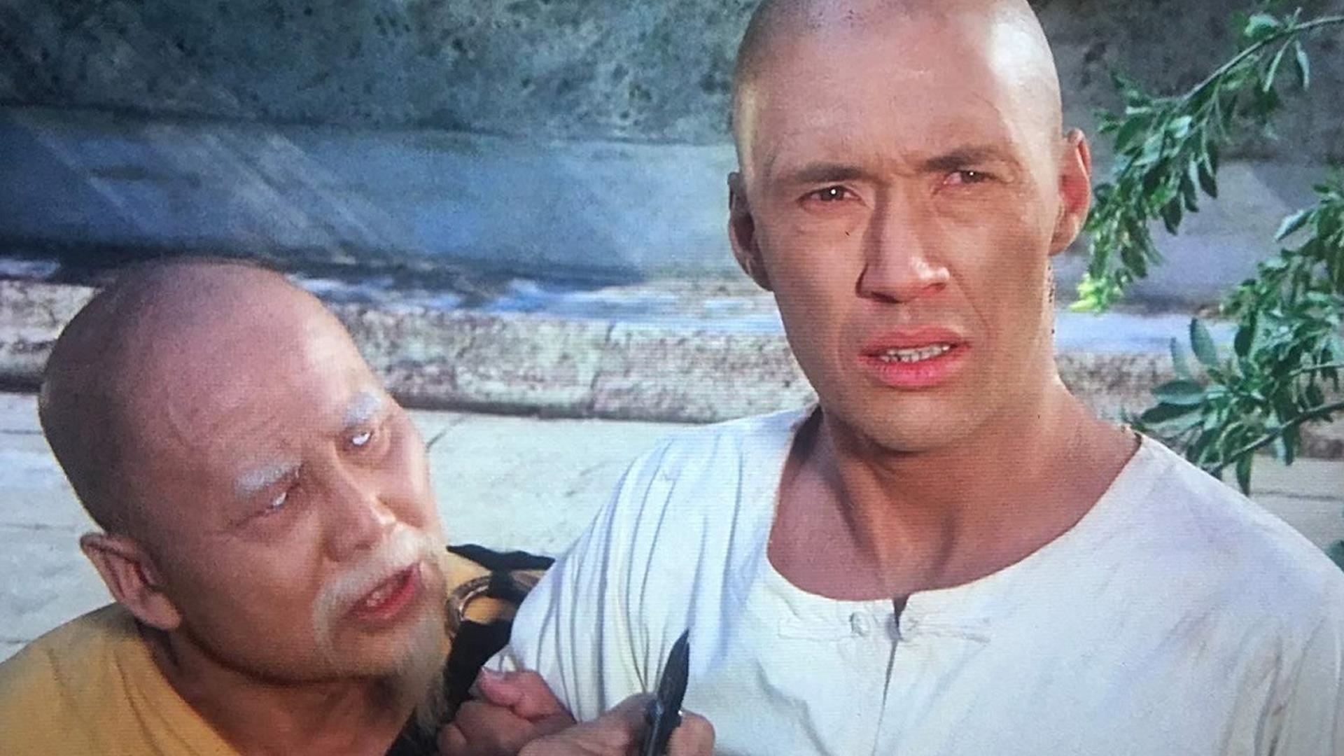Kung Fu trailer serie tv reboot