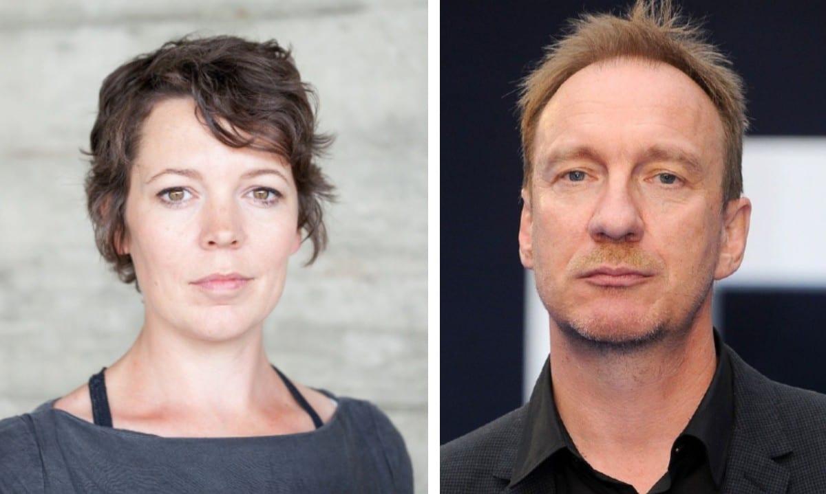 Landscapers: Olivia Colman e David Thewlis nella serie HBO