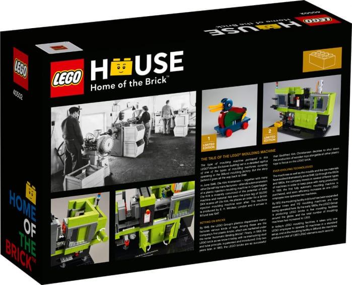 The Brick Moulding Machine