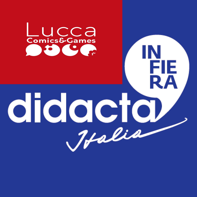 Lucca Comics didacta