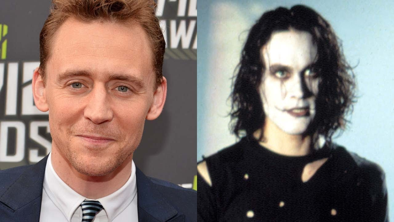 Il Corvo, Tom Hiddleston
