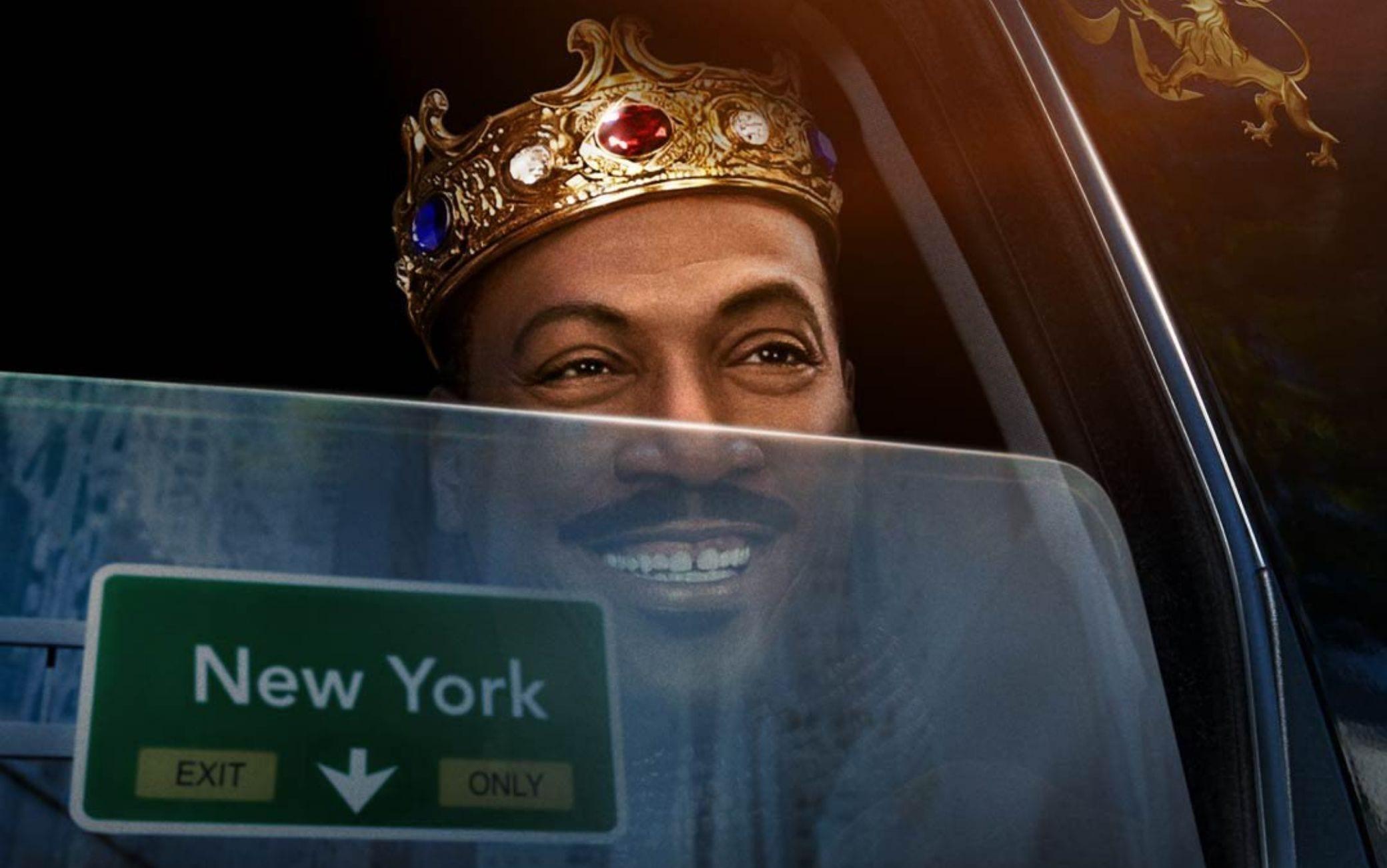 Il Principe cerca Figlio, la recensione: Eddie Murphy come Black Panther