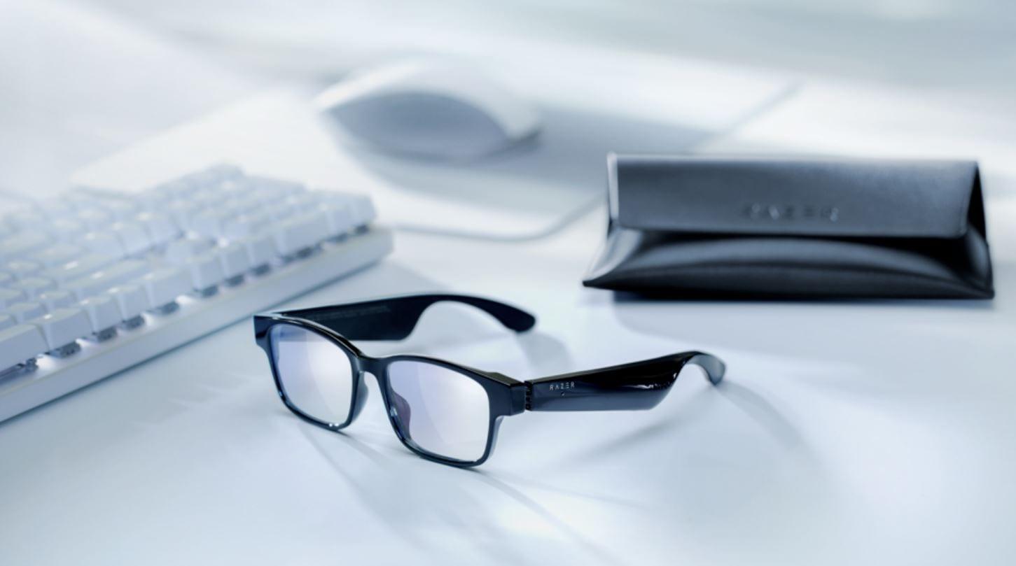 Razer Anzu, gli occhiali smart con filtro per la luce blu