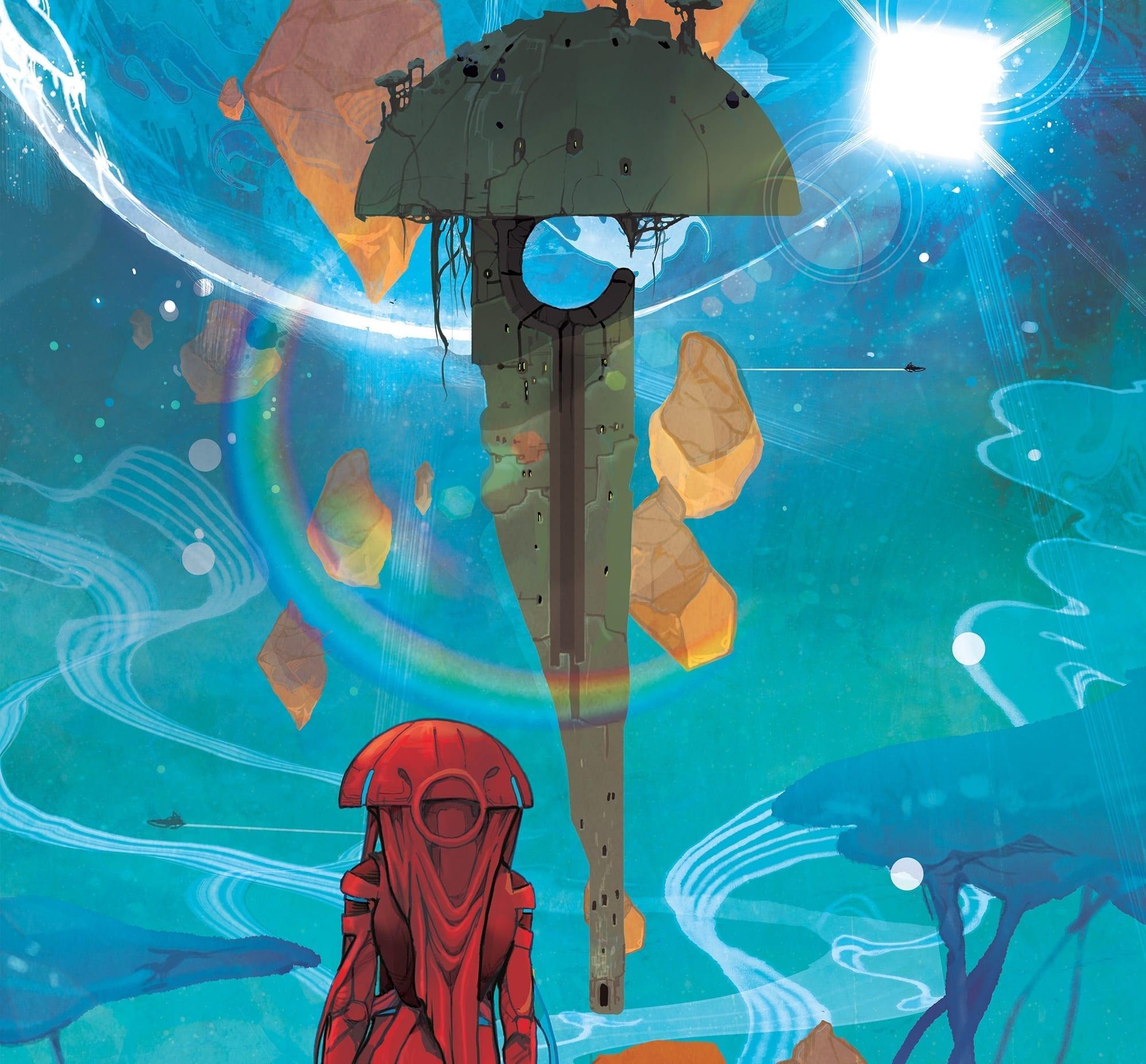 Il Regno Invisibile, la recensione del fumetto premio Eisner 2020