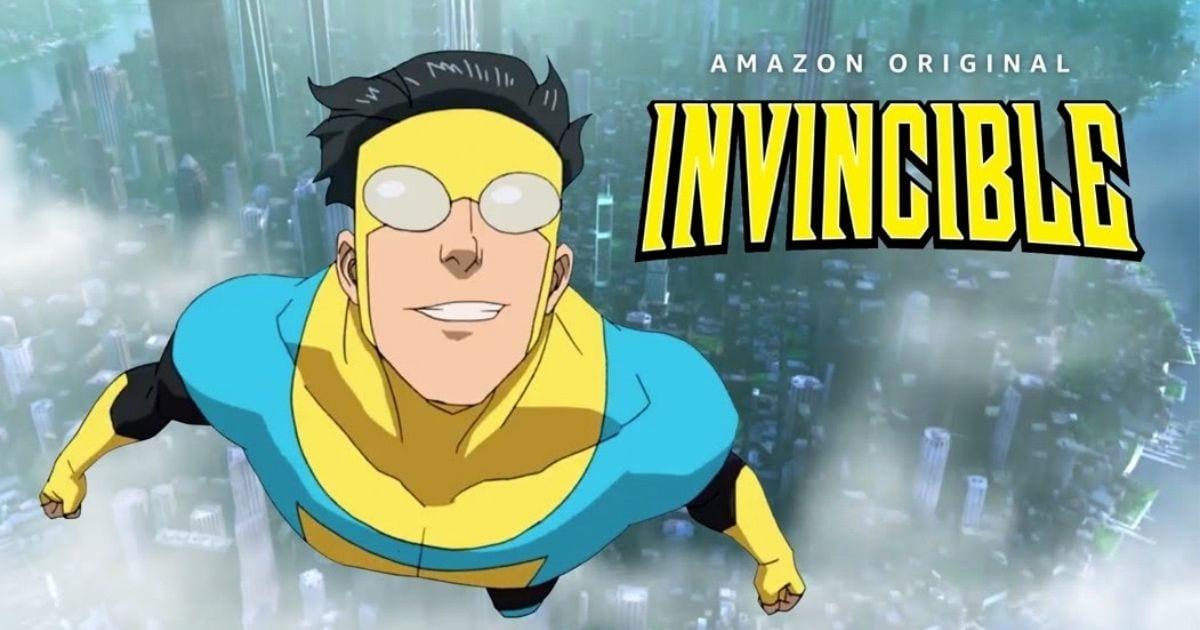 recensione dei primi tre episodi di Invincible - Cover