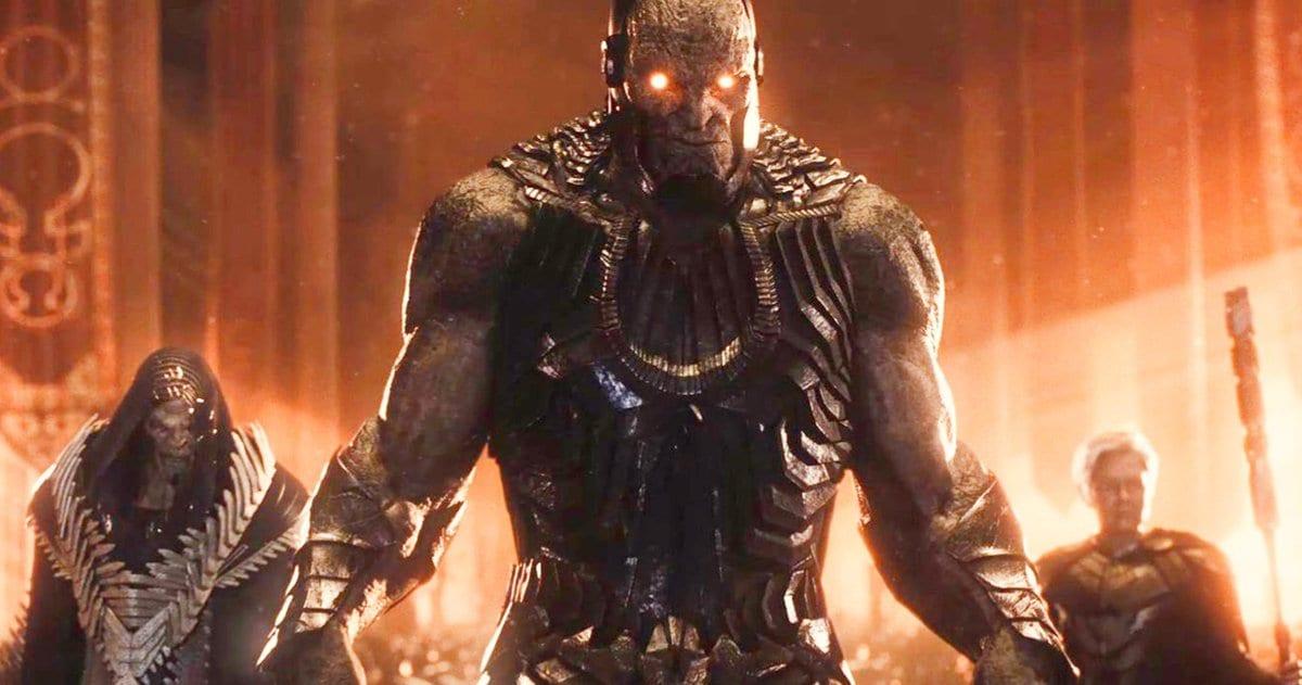 recensione di Zack Snyder's Justice League - Darkseid