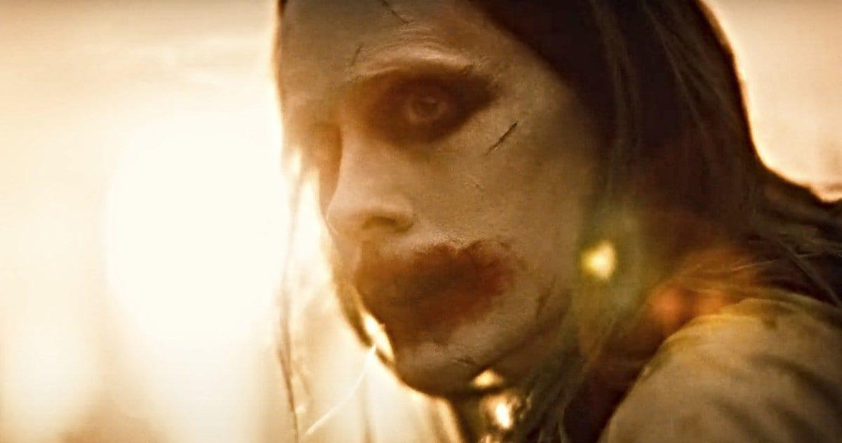 recensione di Zack Snyder's Justice League - Joker