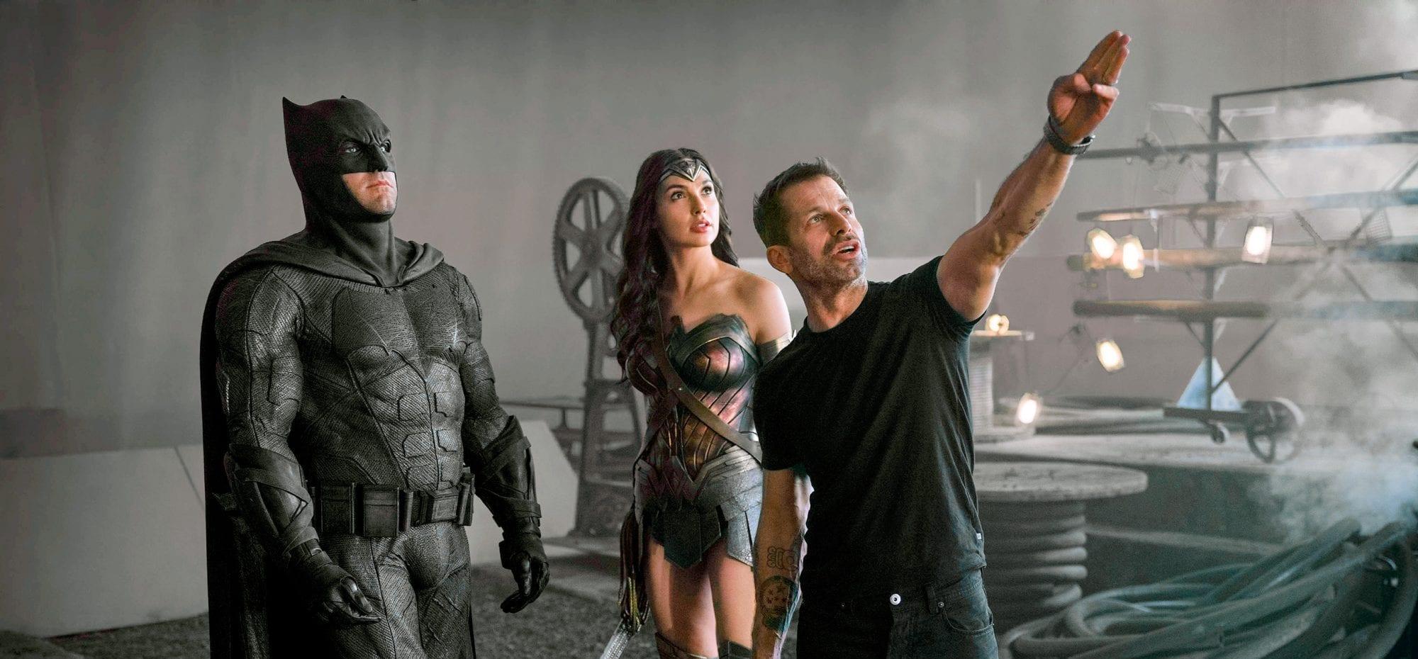 recensione di Zack Snyder's Justice League - Snyder Cut