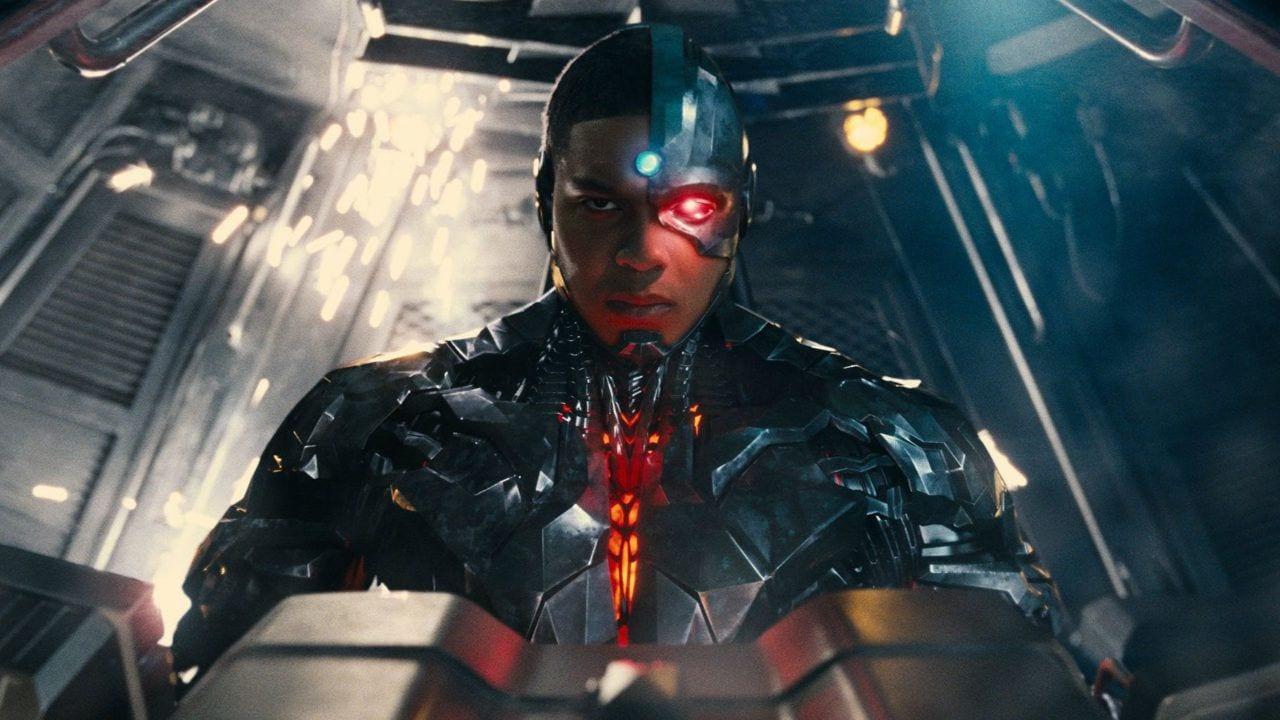 recensione di Zack Snyder's Justice League - cyborg