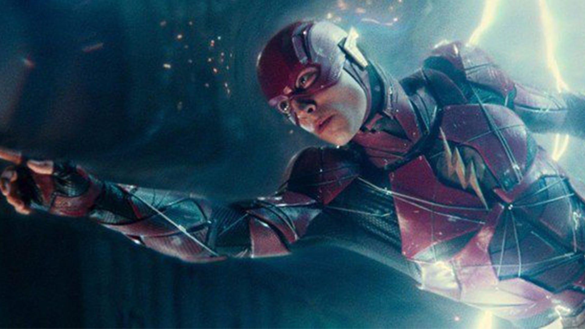 recensione di Zack Snyder's Justice League - flash