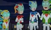 Rick and Morty 5: un primo sguardo alla parodia su Voltron