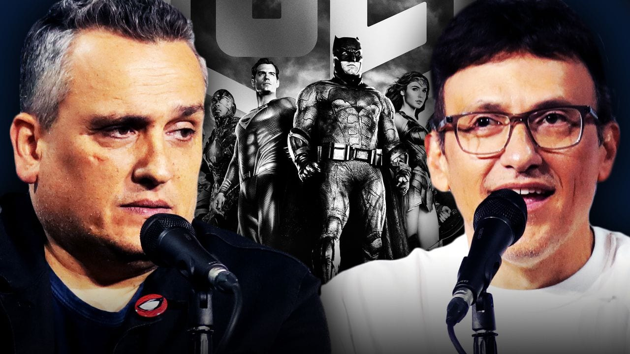 fratelli Russo, Justice League