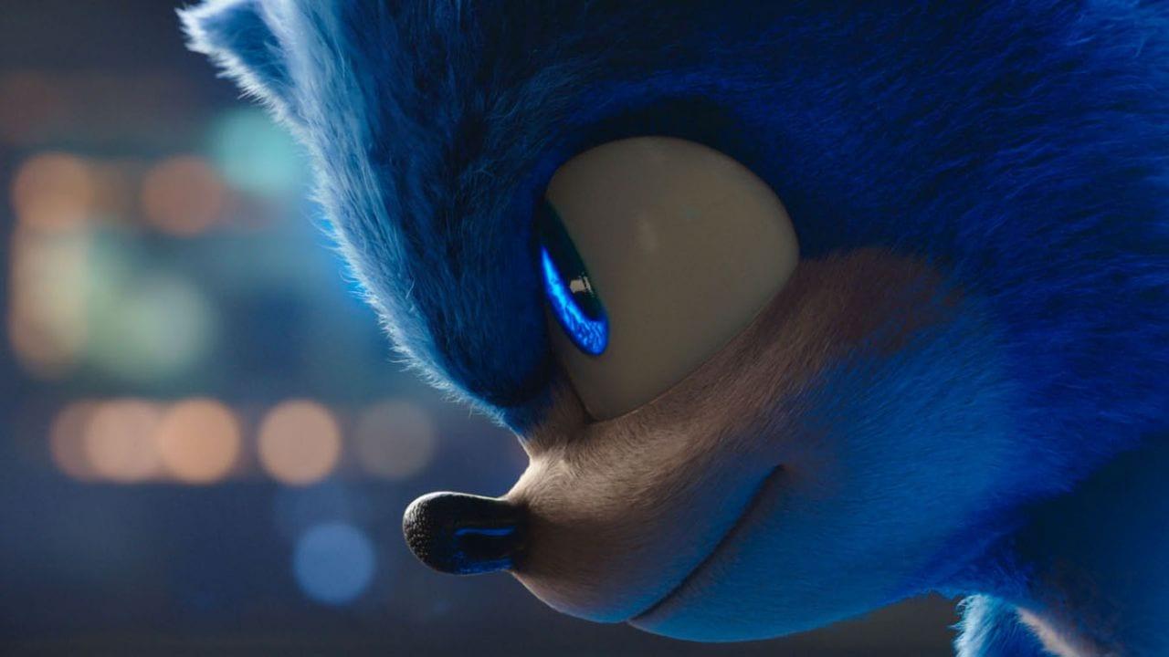 Sonic the Hedgehog 2 la produzione