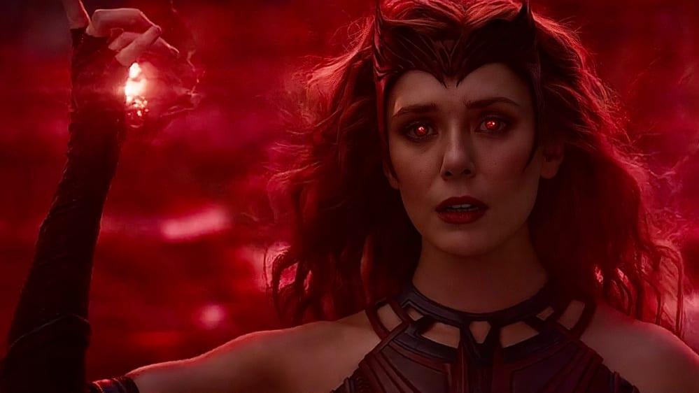 spiegazione del finale di Wandavision - The Scarlet Witch