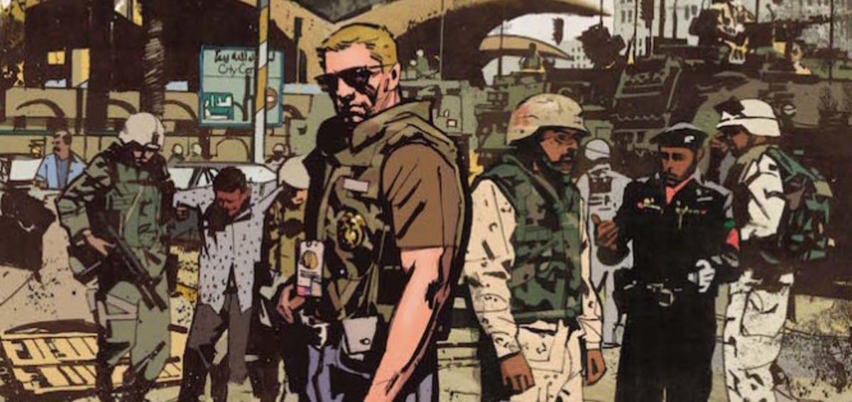 The Sheriff of Babylon: la serie di Tom King in un unico volume