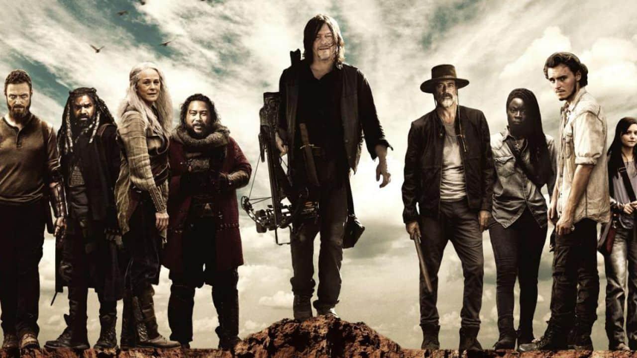 The Walking Dead 11 teaser clip
