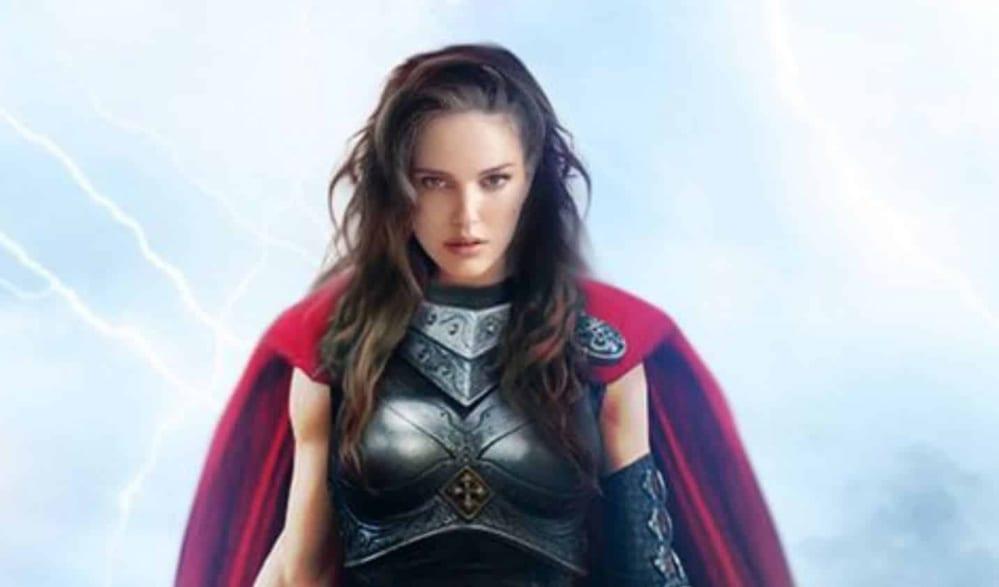 Thor Love And Thunder Natalie Portman nuove immagini