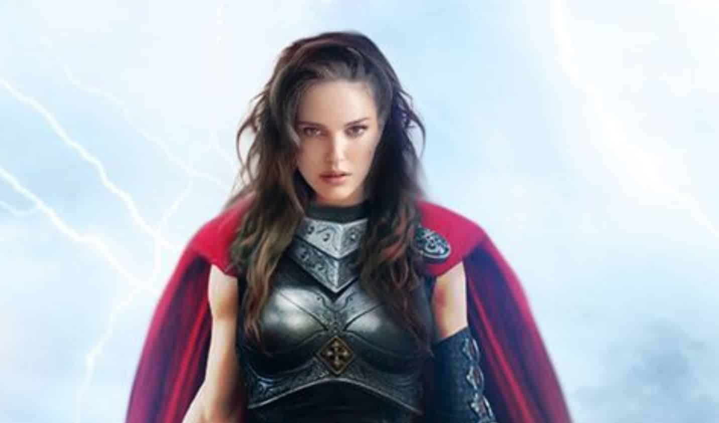 Thor: Love and Thunder, Natalie Portman nelle nuove immagini dal set