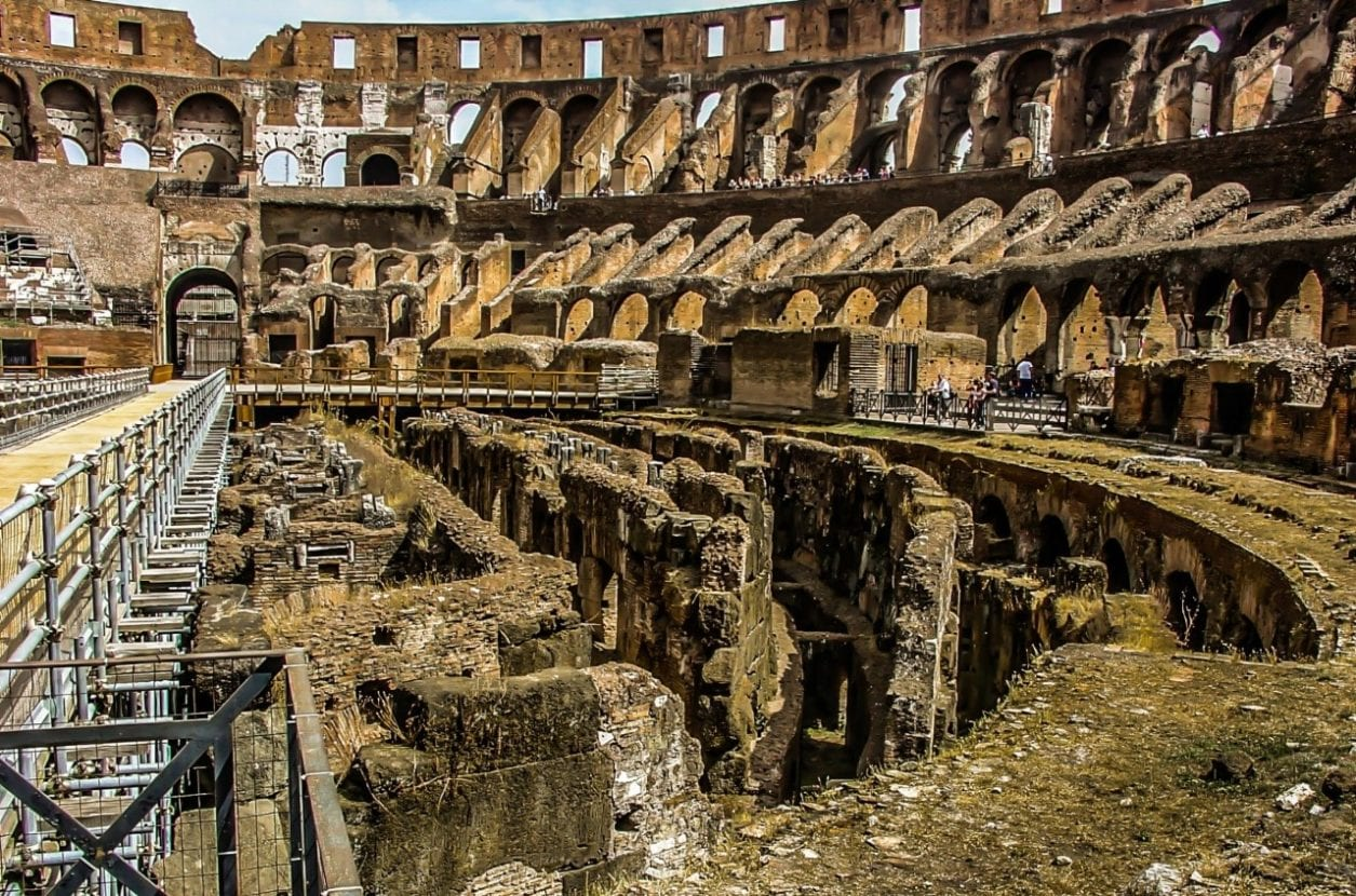 Colosseo, History Channel
