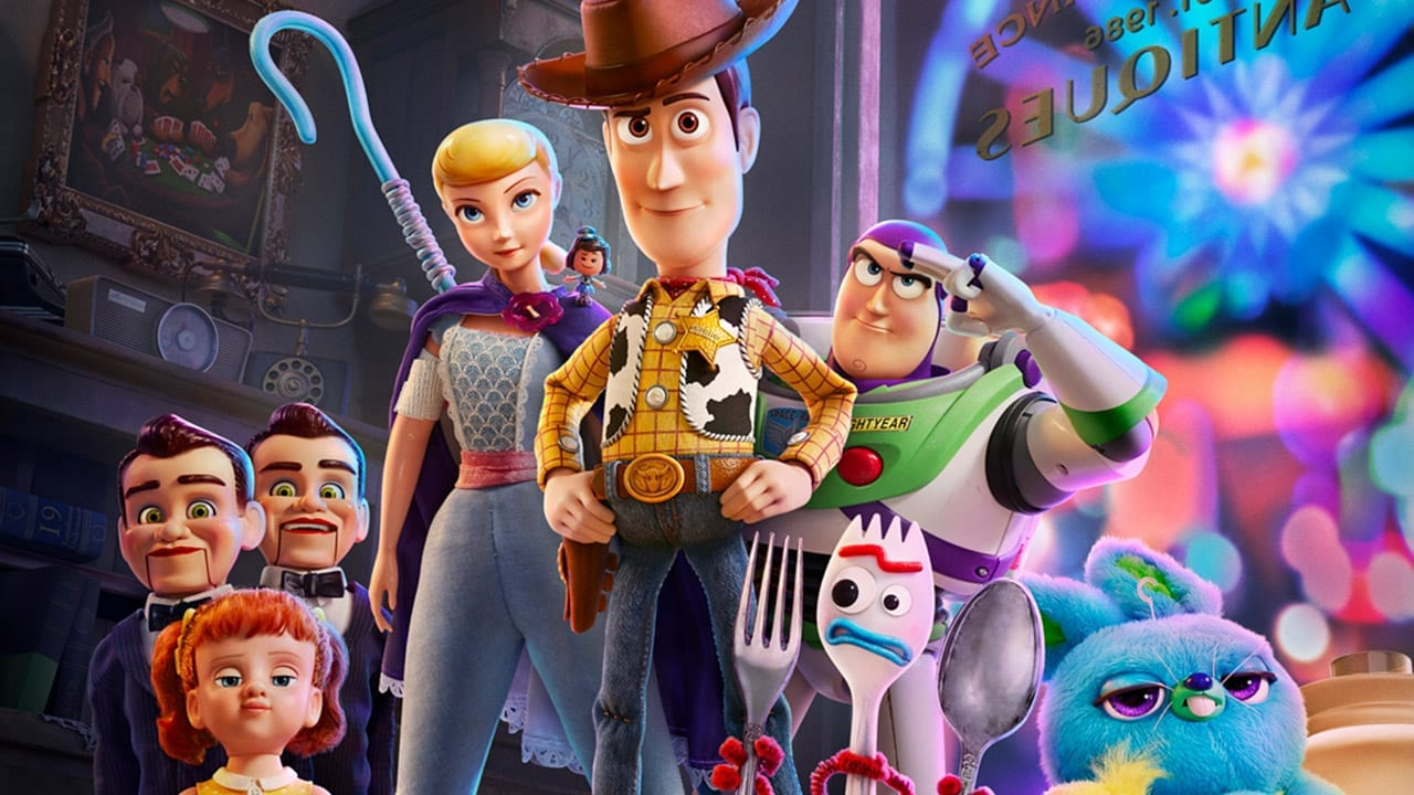 Toy Story 4 video dietro le quinte