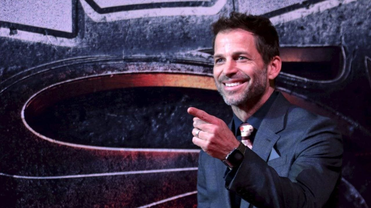 UltraPop Festival 2021 Zack Snyder