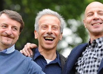 Aldo, Giovanni e Giacomo a UltraPop Festival del 23 marzo
