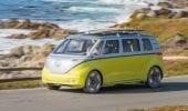 VW ID.Buzz: il furgoncino elettrico sta per arrivare e costerà meno di 40.000€