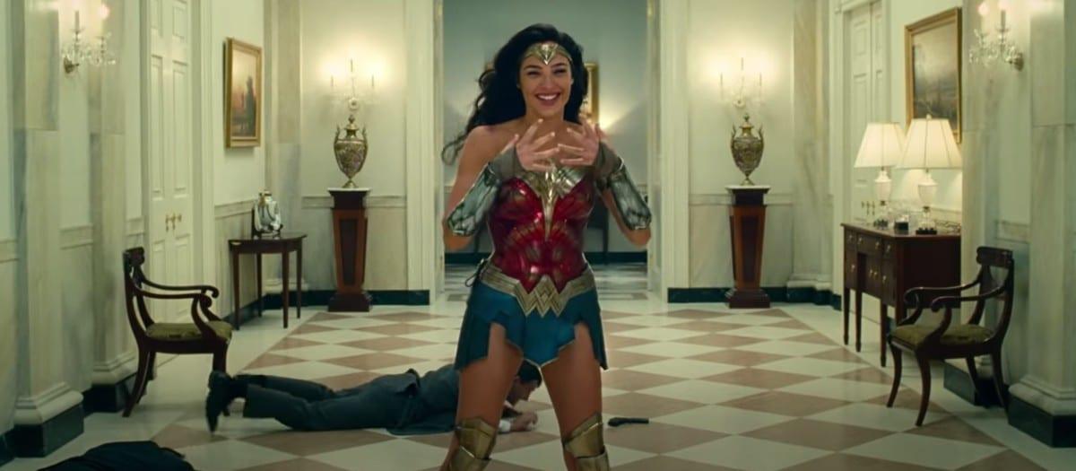 Wonder Woman 1984: gli errori dal set in un divertente video