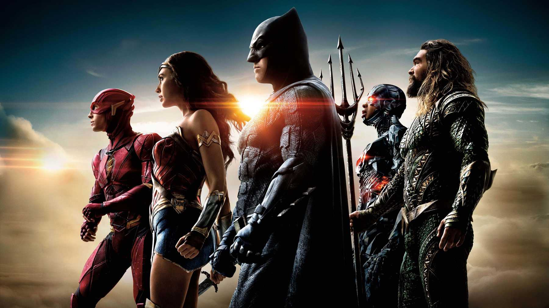 Zack Snyder's Justice League WarneMedia