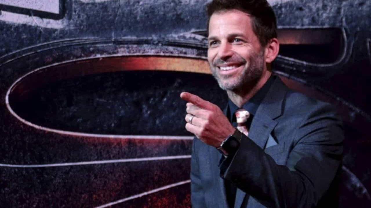 Zack Snyder Superman