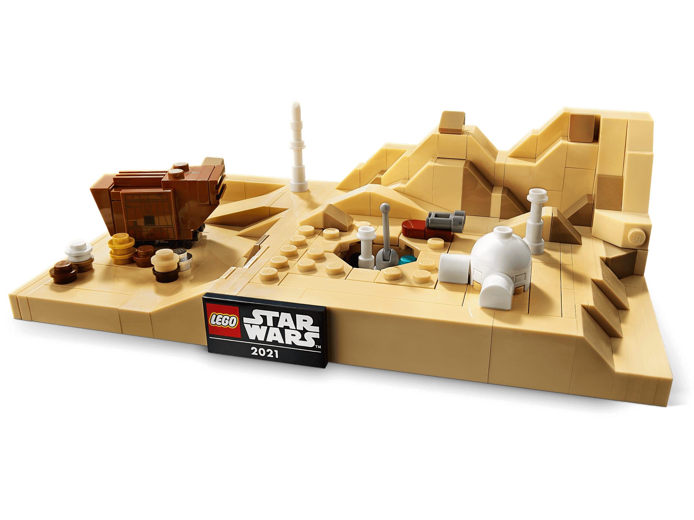LEGO Fattoria di Tatooine