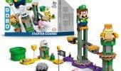 LEGO Luigi: svelate le prime immagini dello Starter set di Super Mario dedicato a Luigi