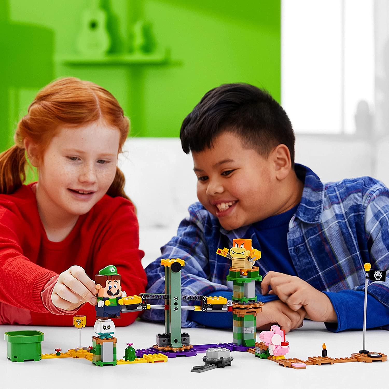 LEGO Luigi
