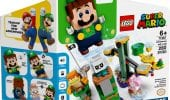 LEGO Luigi: presentato ufficialmente il set 71387 Adventures with Luigi
