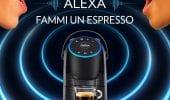 Lavazza A Modo Mio Voicy, la prima macchina da caffè con Alexa