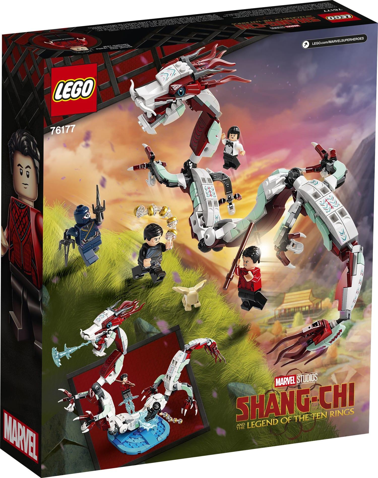 lego shang-chi