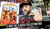 X-Men The Classic Collection Box - Recensione