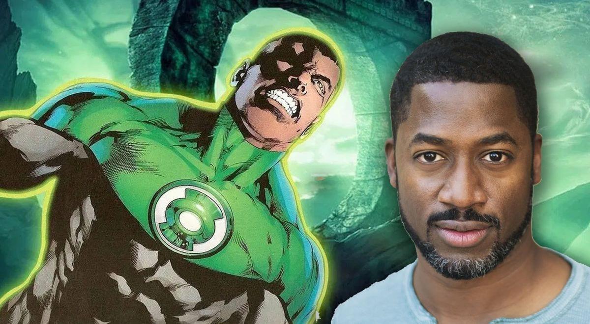 wayne t carr, green lantern, justice league
