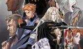 Castlevania 4: un poster presenta la nuova stagione